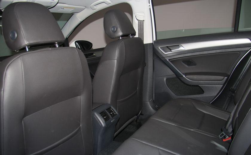 2015 Volkswagen Golf Comfortline AUTO A/C CUIR MAGS BLUETOOTH CAM.RECUL #16