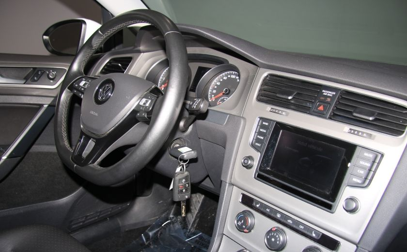 2015 Volkswagen Golf Comfortline AUTO A/C CUIR MAGS BLUETOOTH CAM.RECUL #21
