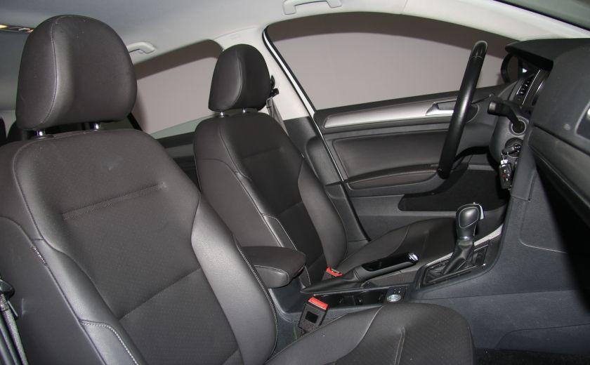 2015 Volkswagen Golf Comfortline AUTO A/C CUIR MAGS BLUETOOTH CAM.RECUL #22
