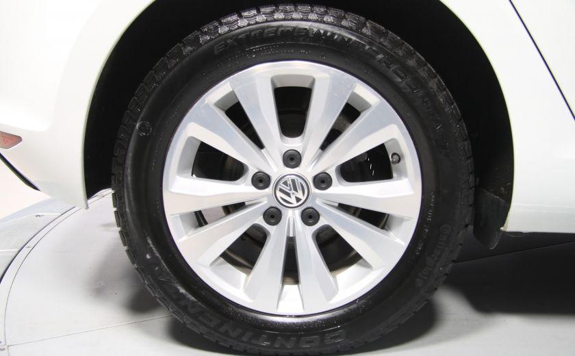 2015 Volkswagen Golf Comfortline AUTO A/C CUIR MAGS BLUETOOTH CAM.RECUL #28
