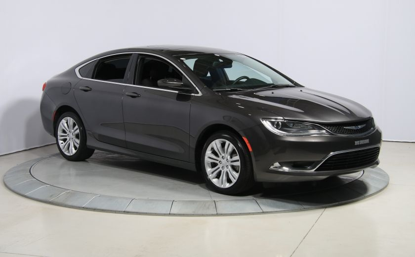 2015 Chrysler 200 Limited AUTOMATIQUE A/C MAGS BLUETHOOT TOIT #0
