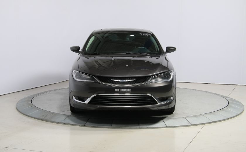2015 Chrysler 200 Limited AUTOMATIQUE A/C MAGS BLUETHOOT TOIT #1