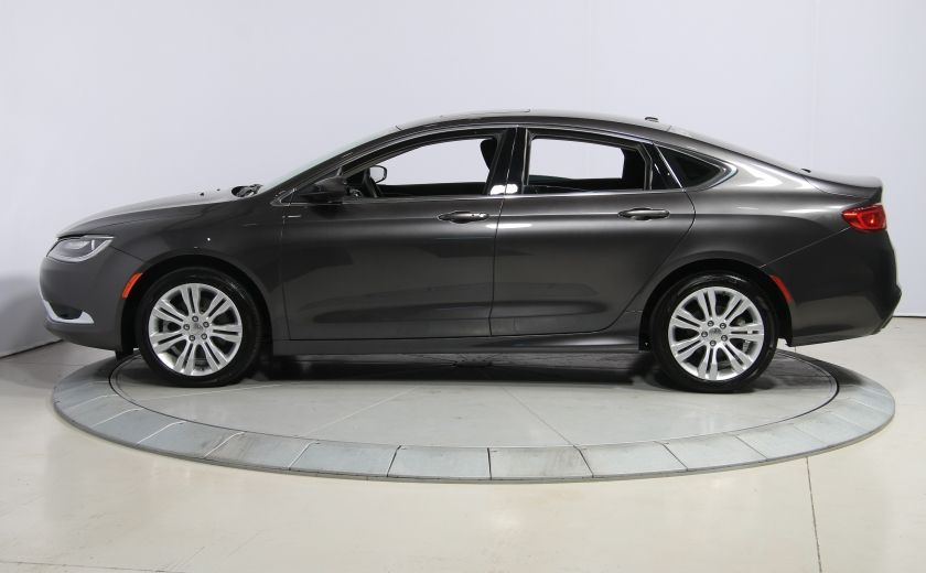2015 Chrysler 200 Limited AUTOMATIQUE A/C MAGS BLUETHOOT TOIT #3
