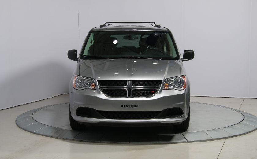2015 Dodge GR Caravan SXT STOW'N GO AUTO A/C GR ELECT #1