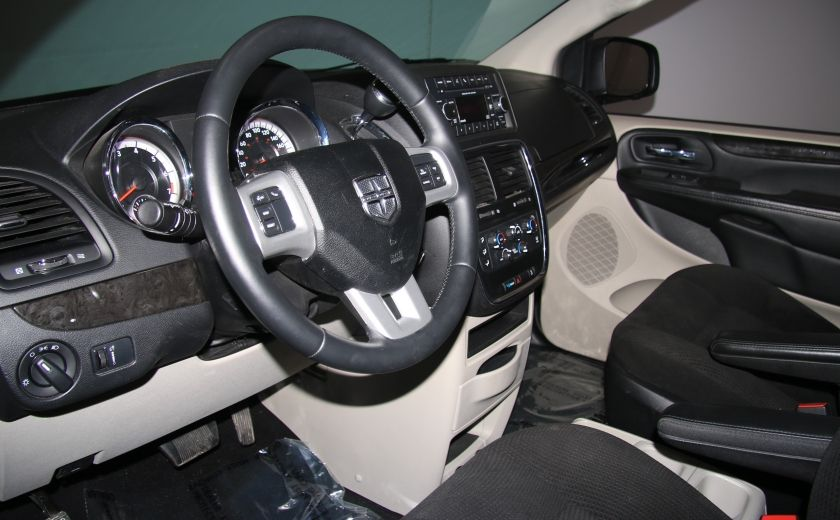 2015 Dodge GR Caravan SXT STOW'N GO AUTO A/C GR ELECT #8