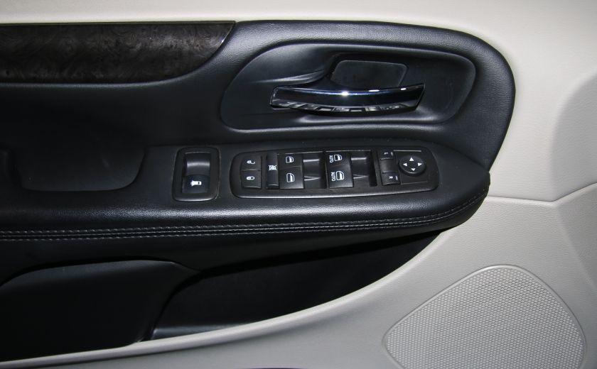 2015 Dodge GR Caravan SXT STOW'N GO AUTO A/C GR ELECT #10