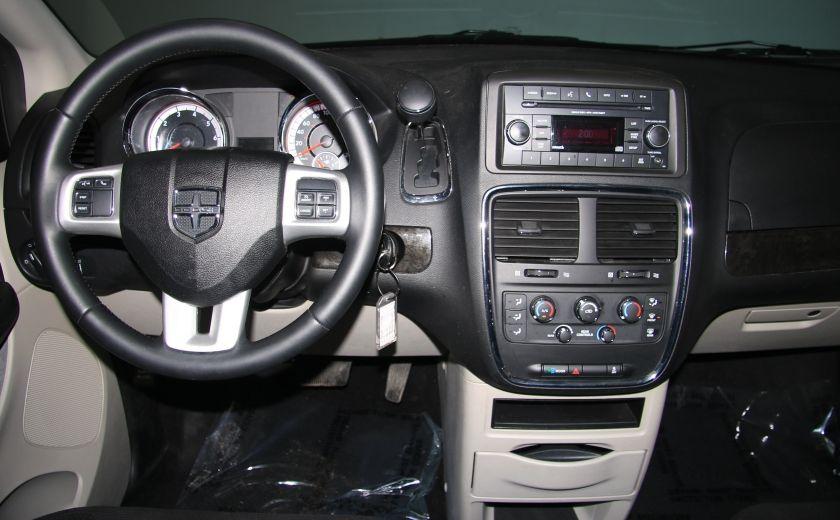 2015 Dodge GR Caravan SXT STOW'N GO AUTO A/C GR ELECT #12