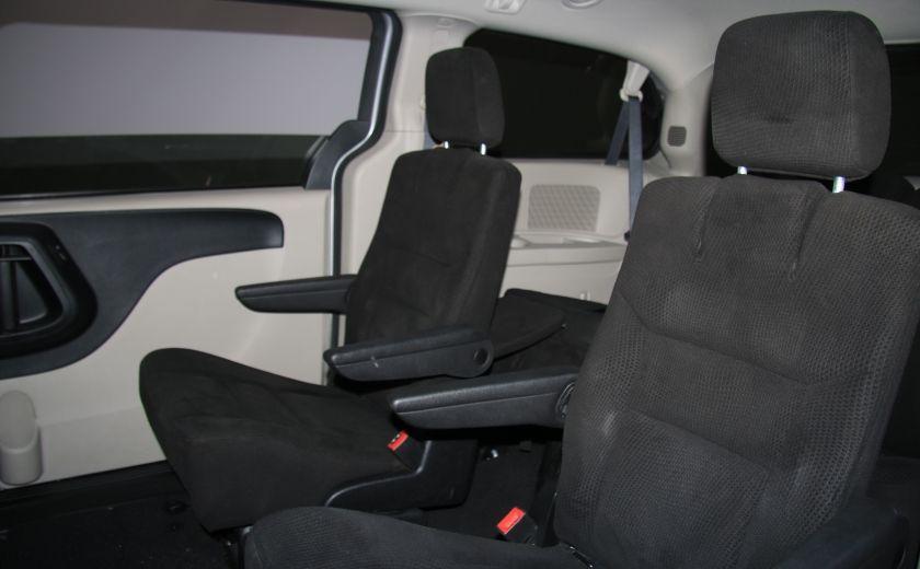 2015 Dodge GR Caravan SXT STOW'N GO AUTO A/C GR ELECT #19