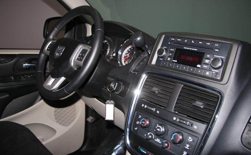 2015 Dodge GR Caravan SXT STOW'N GO AUTO A/C GR ELECT #26