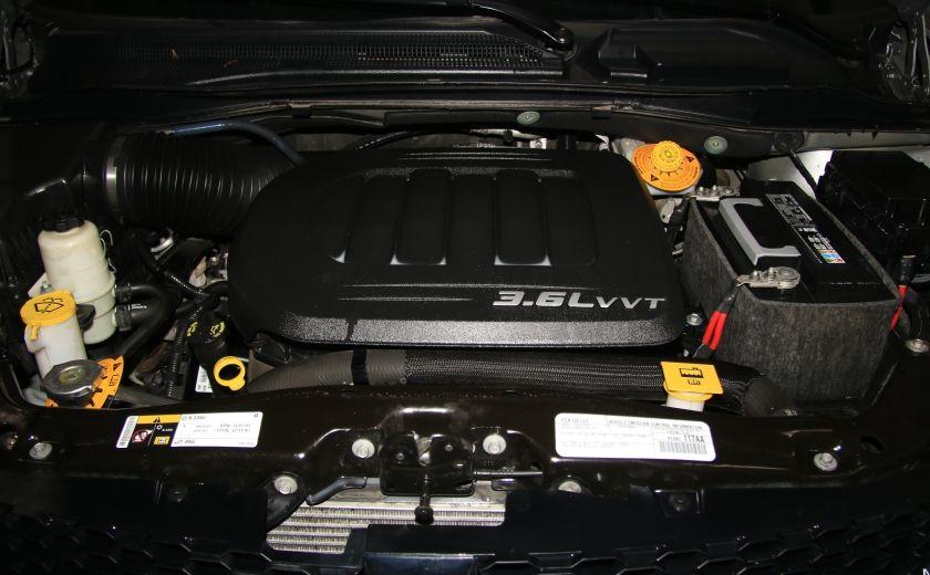 2015 Dodge GR Caravan SXT STOW'N GO AUTO A/C GR ELECT #28