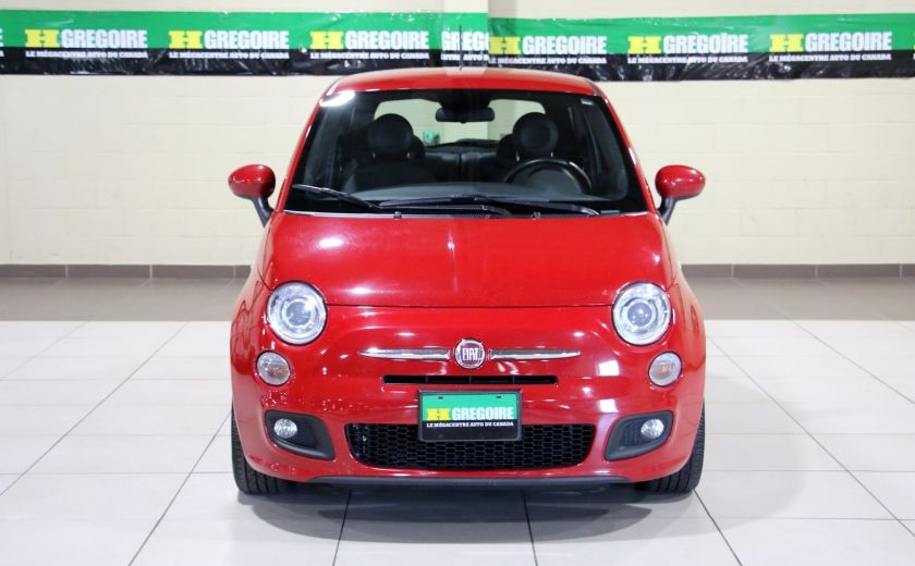 2015 Fiat 500 Sport AUTO A/C MAGS BLUETOOTH #1
