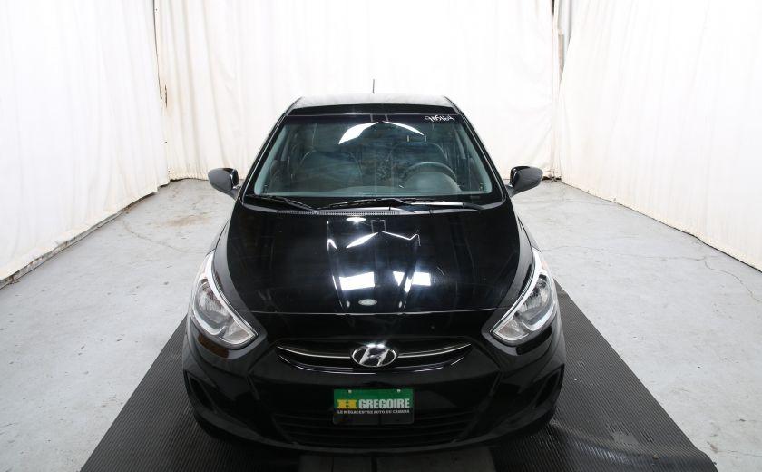 2015 Hyundai Accent GL #1