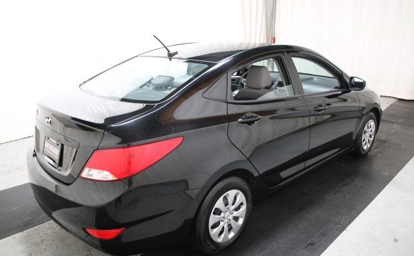2015 Hyundai Accent GL #5