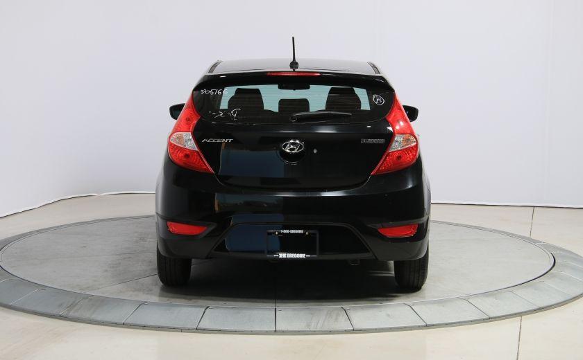 2015 Hyundai Accent GL AUTOMATIQUE A/C BLUETHOOT #5