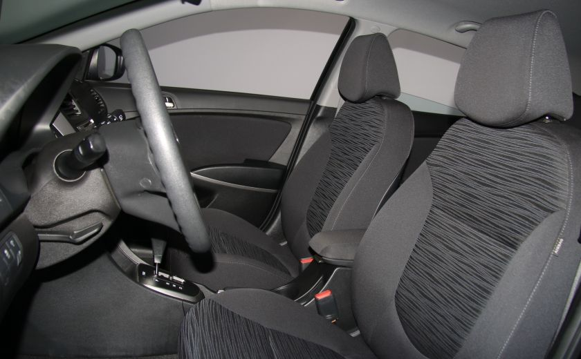 2015 Hyundai Accent GL AUTOMATIQUE A/C BLUETHOOT #9