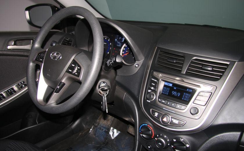 2015 Hyundai Accent GL AUTOMATIQUE A/C BLUETHOOT #23