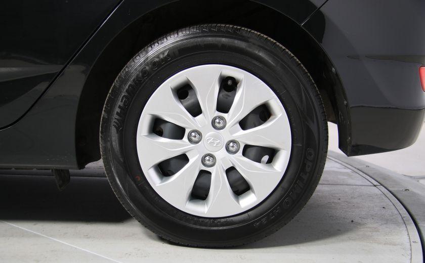 2015 Hyundai Accent GL AUTOMATIQUE A/C BLUETHOOT #31