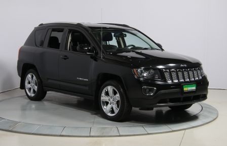 2014 Jeep Compass Limited 4WD CUIR A/C TOIT NAV MAGS in Sept-Îles