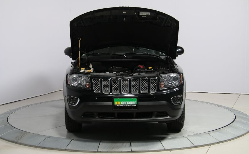2014 Jeep Compass Limited 4WD CUIR A/C TOIT NAV MAGS #30