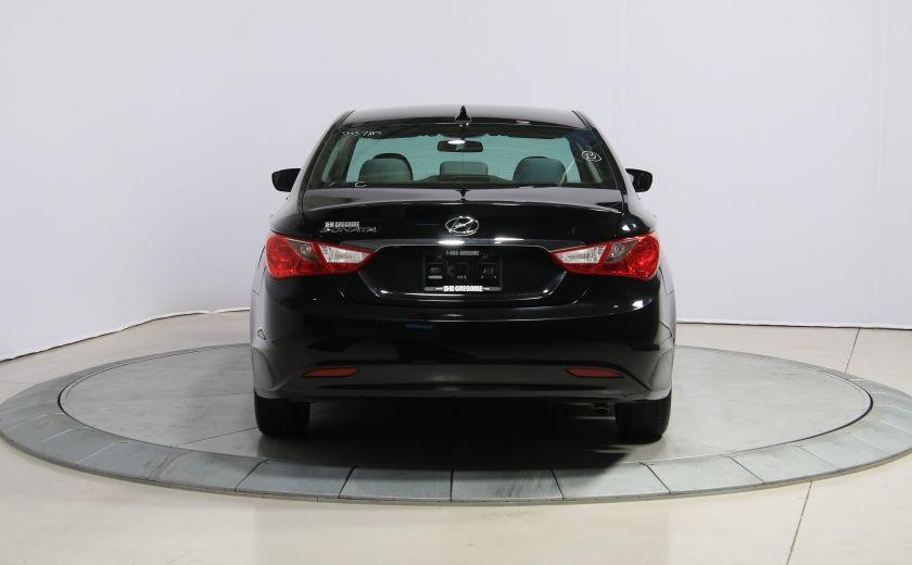 2013 Hyundai Sonata GLS AUTO A/C GR ELECT TOIT MAGS #5