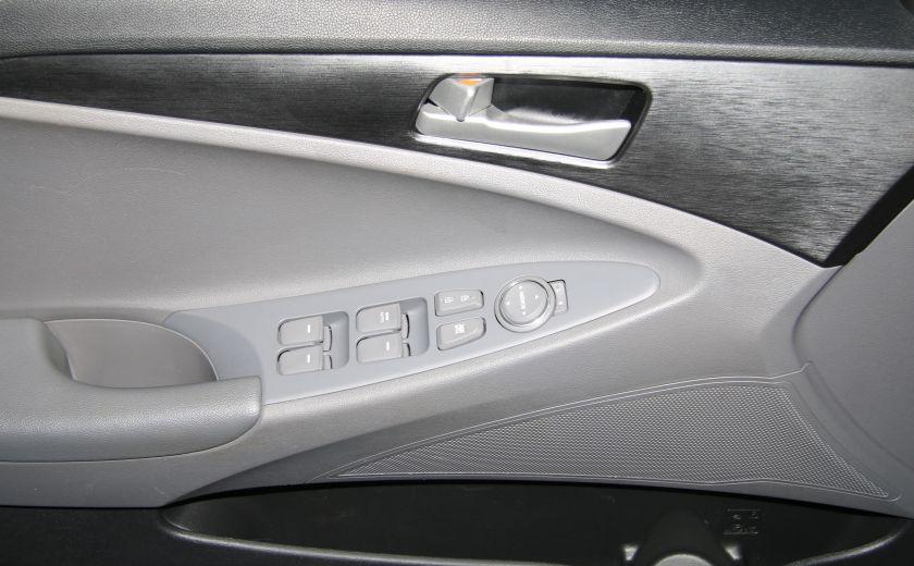 2013 Hyundai Sonata GLS AUTO A/C GR ELECT TOIT MAGS #10