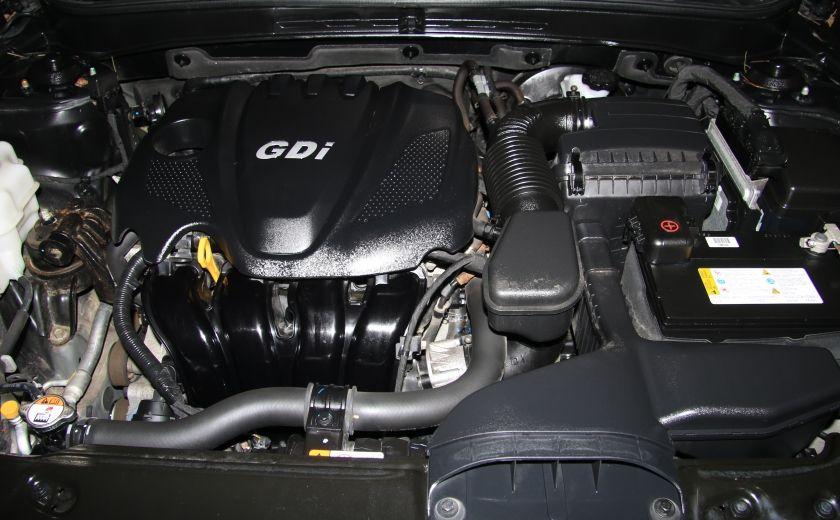 2013 Hyundai Sonata GLS AUTO A/C GR ELECT TOIT MAGS #26