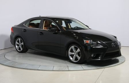 2014 Lexus IS350 4dr Sdn AWD AUTO CUIR TOIT NAV MAGS BLUETOOTH in New Richmond