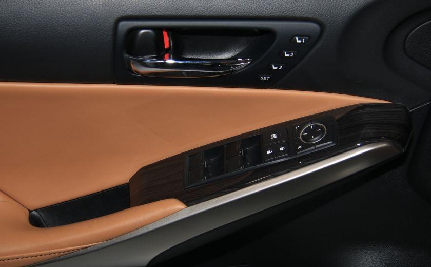 2014 Lexus IS350 4dr Sdn AWD AUTO CUIR TOIT NAV MAGS BLUETOOTH #10