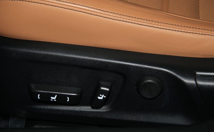 2014 Lexus IS350 4dr Sdn AWD AUTO CUIR TOIT NAV MAGS BLUETOOTH #11