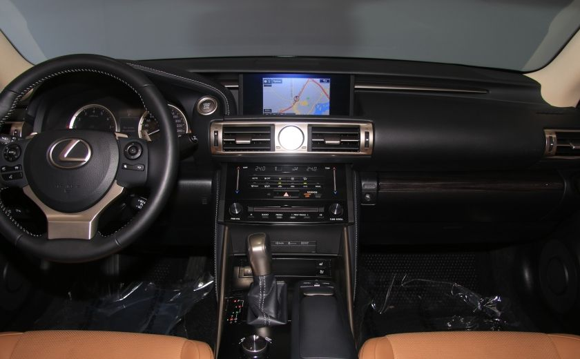 2014 Lexus IS350 4dr Sdn AWD AUTO CUIR TOIT NAV MAGS BLUETOOTH #14