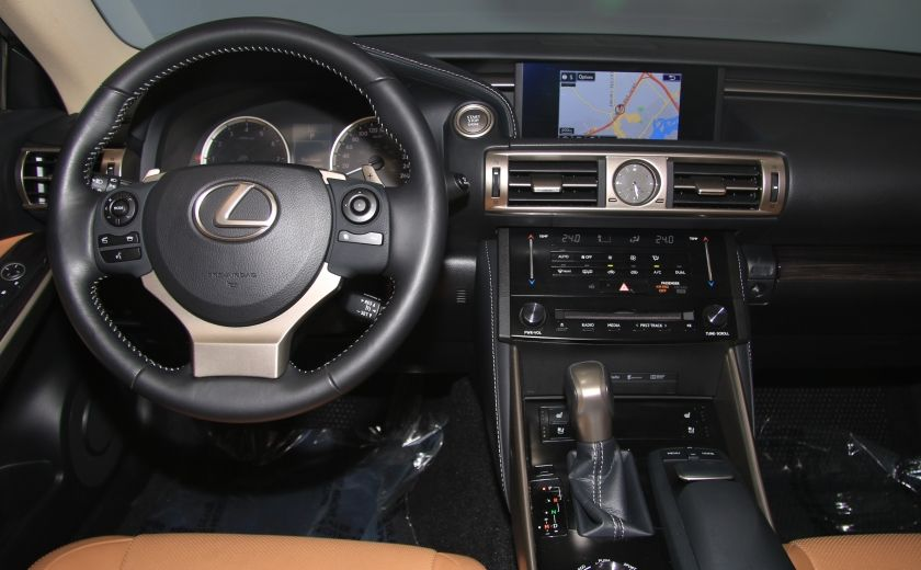 2014 Lexus IS350 4dr Sdn AWD AUTO CUIR TOIT NAV MAGS BLUETOOTH #15