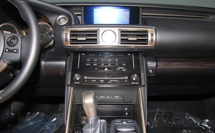 2014 Lexus IS350 4dr Sdn AWD AUTO CUIR TOIT NAV MAGS BLUETOOTH #17