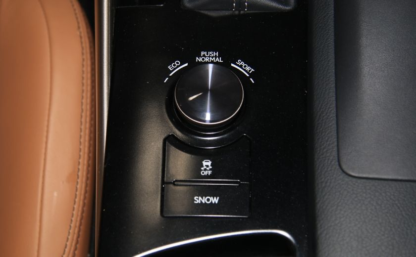 2014 Lexus IS350 4dr Sdn AWD AUTO CUIR TOIT NAV MAGS BLUETOOTH #19