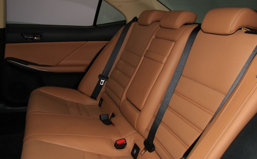 2014 Lexus IS350 4dr Sdn AWD AUTO CUIR TOIT NAV MAGS BLUETOOTH #26