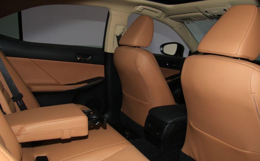 2014 Lexus IS350 4dr Sdn AWD AUTO CUIR TOIT NAV MAGS BLUETOOTH #27