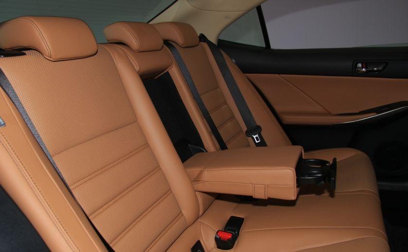 2014 Lexus IS350 4dr Sdn AWD AUTO CUIR TOIT NAV MAGS BLUETOOTH #28