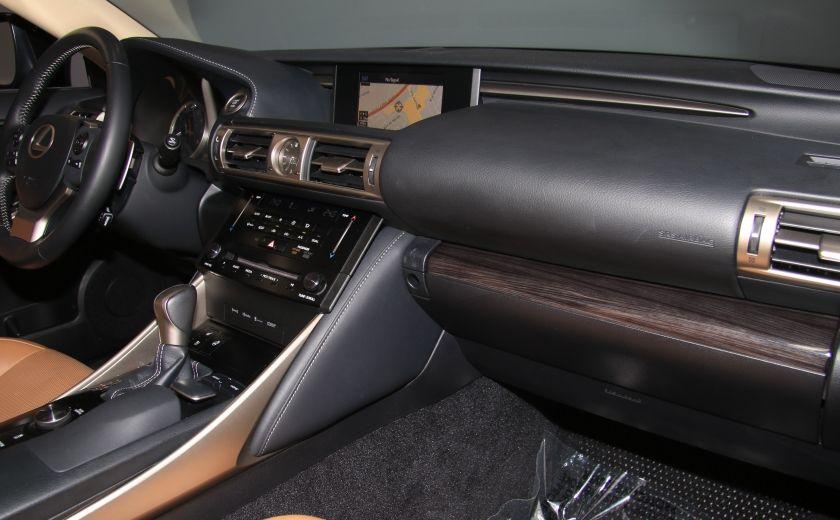 2014 Lexus IS350 4dr Sdn AWD AUTO CUIR TOIT NAV MAGS BLUETOOTH #29