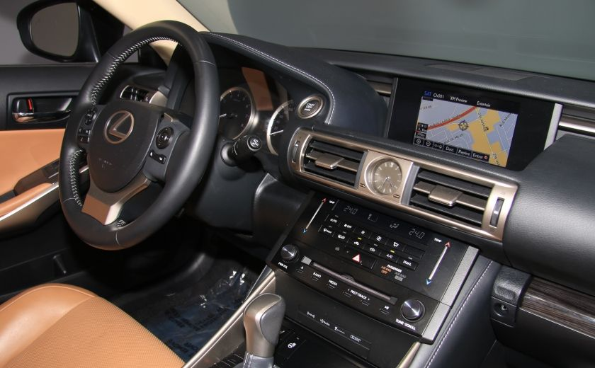 2014 Lexus IS350 4dr Sdn AWD AUTO CUIR TOIT NAV MAGS BLUETOOTH #30