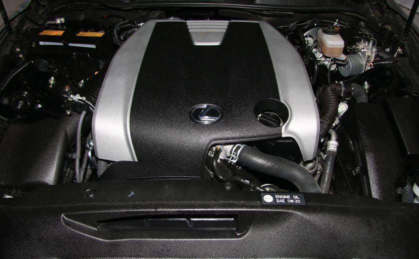 2014 Lexus IS350 4dr Sdn AWD AUTO CUIR TOIT NAV MAGS BLUETOOTH #32