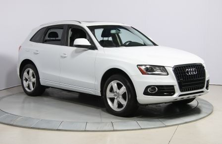 2013 Audi Q5 2.0L Premium Plus AWD CUIR TOIT PANO NAV MAGS in New Richmond