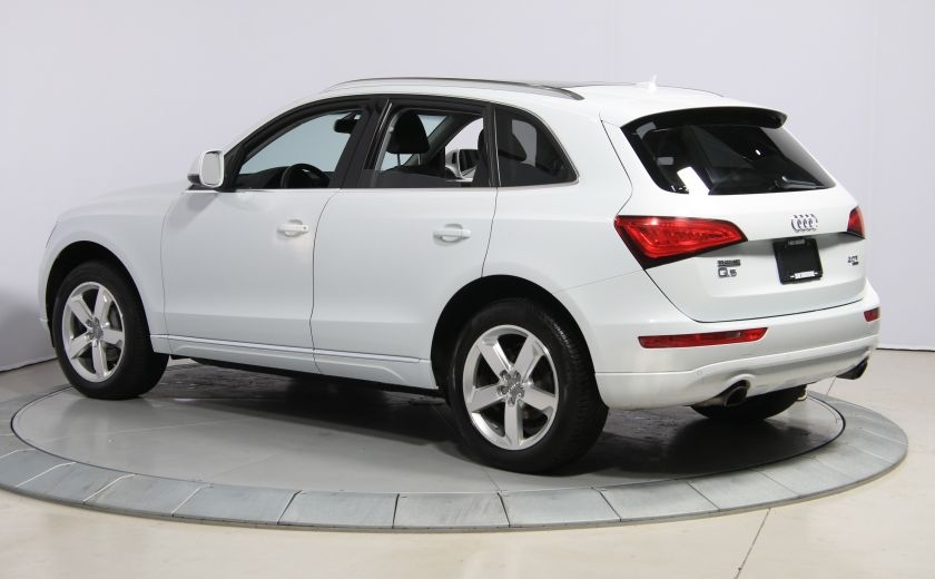 2013 Audi Q5 2.0L Premium Plus AWD CUIR TOIT PANO NAV MAGS #4