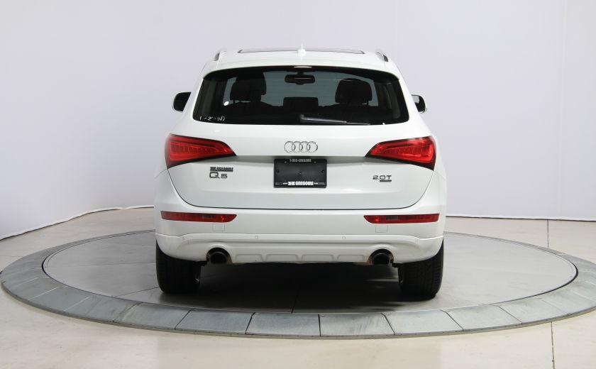 2013 Audi Q5 2.0L Premium Plus AWD CUIR TOIT PANO NAV MAGS #5