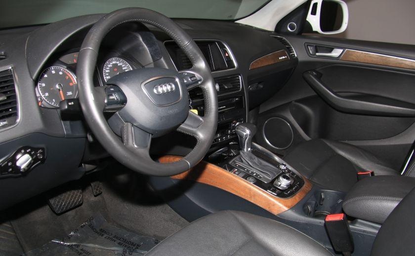 2013 Audi Q5 2.0L Premium Plus AWD CUIR TOIT PANO NAV MAGS #8