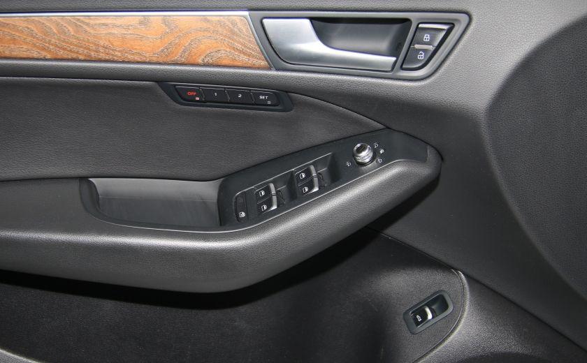 2013 Audi Q5 2.0L Premium Plus AWD CUIR TOIT PANO NAV MAGS #10