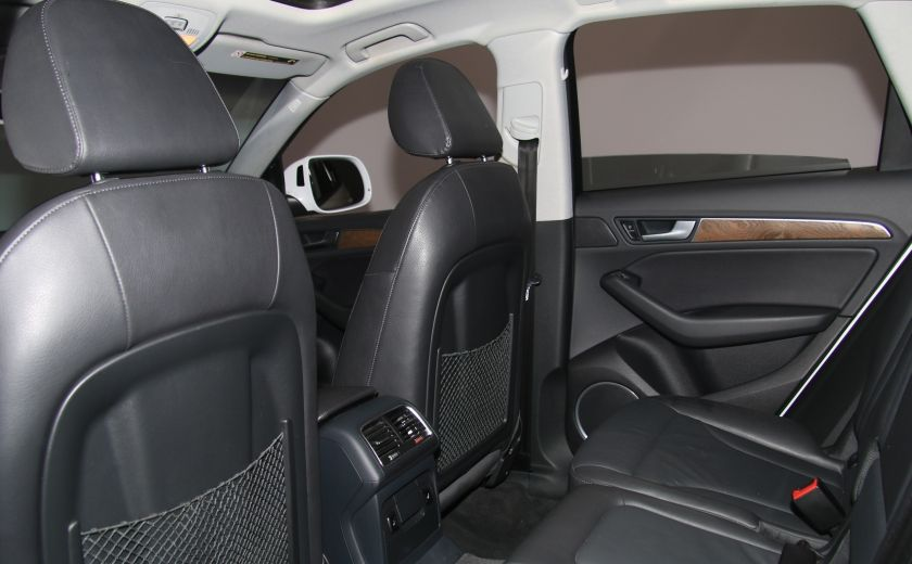 2013 Audi Q5 2.0L Premium Plus AWD CUIR TOIT PANO NAV MAGS #23