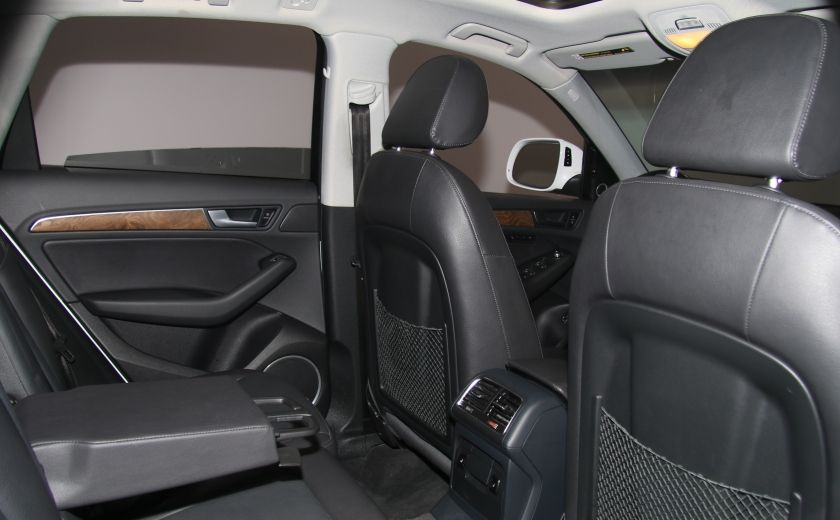 2013 Audi Q5 2.0L Premium Plus AWD CUIR TOIT PANO NAV MAGS #25
