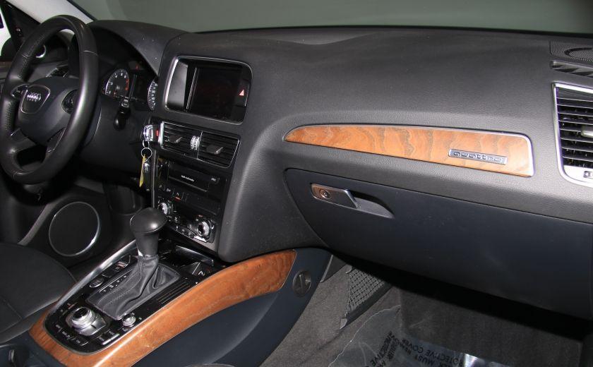 2013 Audi Q5 2.0L Premium Plus AWD CUIR TOIT PANO NAV MAGS #27