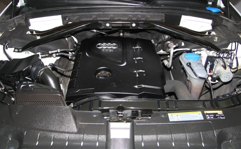 2013 Audi Q5 2.0L Premium Plus AWD CUIR TOIT PANO NAV MAGS #30