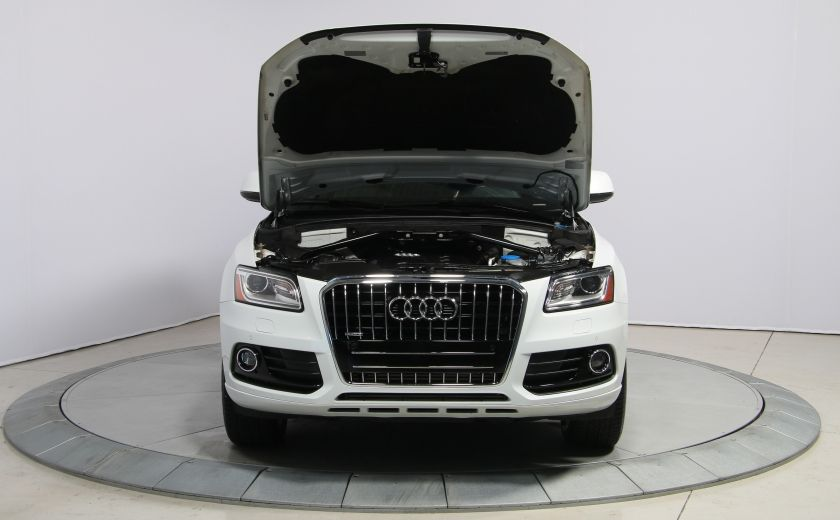 2013 Audi Q5 2.0L Premium Plus AWD CUIR TOIT PANO NAV MAGS #31