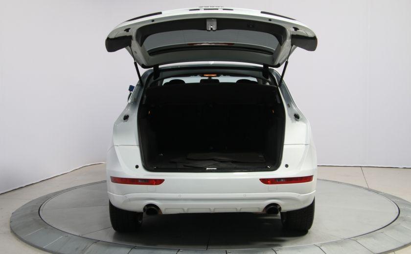 2013 Audi Q5 2.0L Premium Plus AWD CUIR TOIT PANO NAV MAGS #32